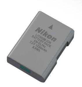 Nikon EN-EL14A P Li-Ion Battery