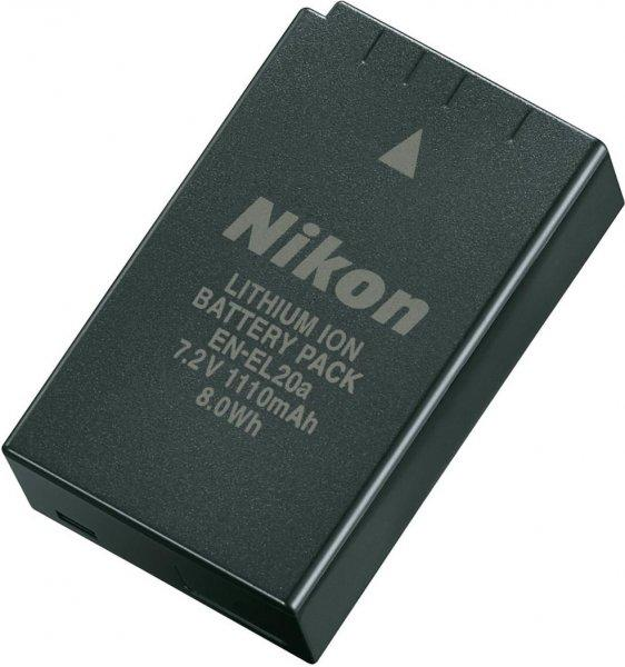 Nikon EN-EL20A Li-Ion Battery