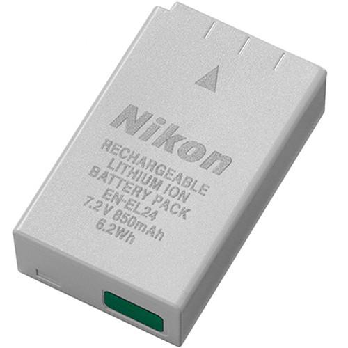 Nikon EN-EL24 Li-Ion Battery
