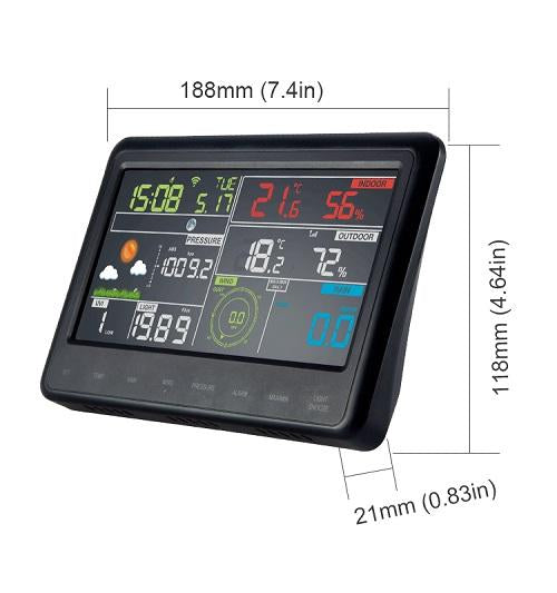 Tesa WS2900 Weather Station
