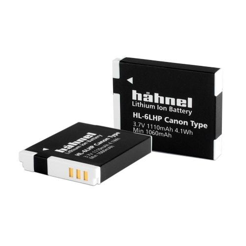 Hahnel NB-6L Canon Compatible Battery HL-6Lhp