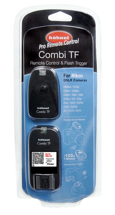Hahnel Combi TF Remote Kit For Nikon