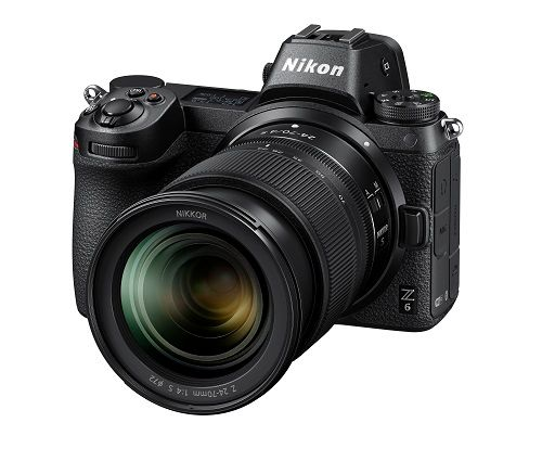Nikon Z 6 Mirrorless Camera + Nikkor Z 24-70mm