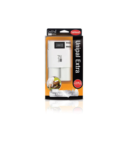 Hahnel UniPal Extra Universal Charger/Powerbank
