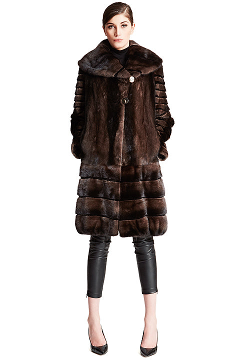 Full Skin Mink Coat
