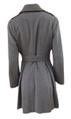 "36"" Cashmere Blend Coat - Size Small"