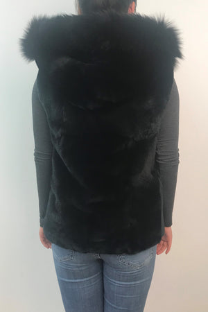 Fox and Rex Rabbit Vest