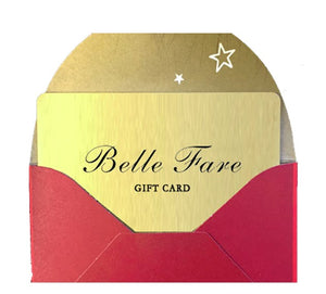 Belle Fare E-Gift Card