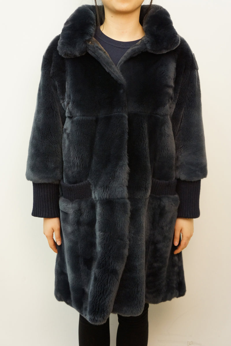 Rex Rabbit Coat