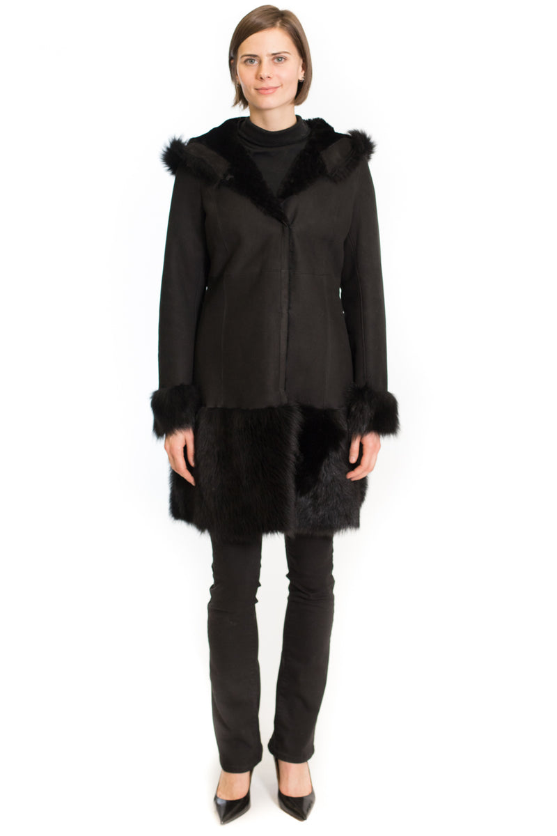 Toscana Shearling Coat