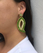 Load image into Gallery viewer, Leaf Earrings