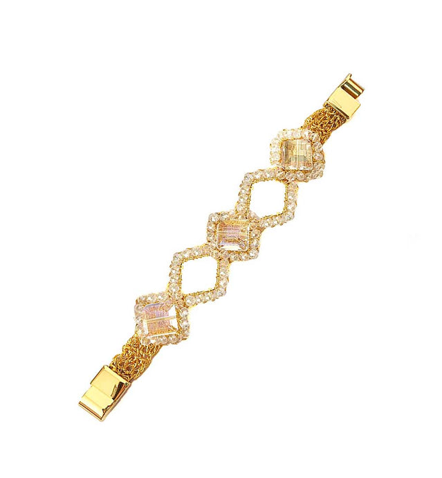 Artemis Diamond Cuff
