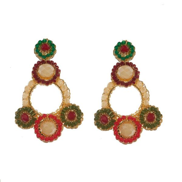 Mainspring Earrings