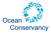 2015 ocean conservancy blue logo transparent