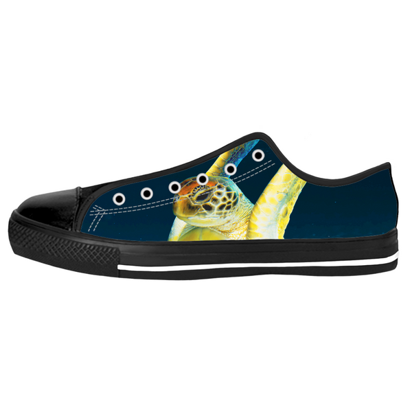 Jumpy Turtle Low Top Sneakers