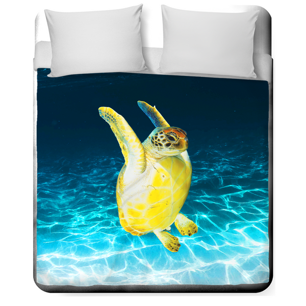 Jumpy Turtle Duvet Covers