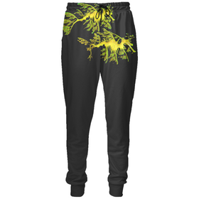 Leafy Sea Dragon Couple Joggers