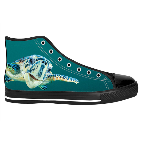 Cool Dude Turtle High Top Sneakers