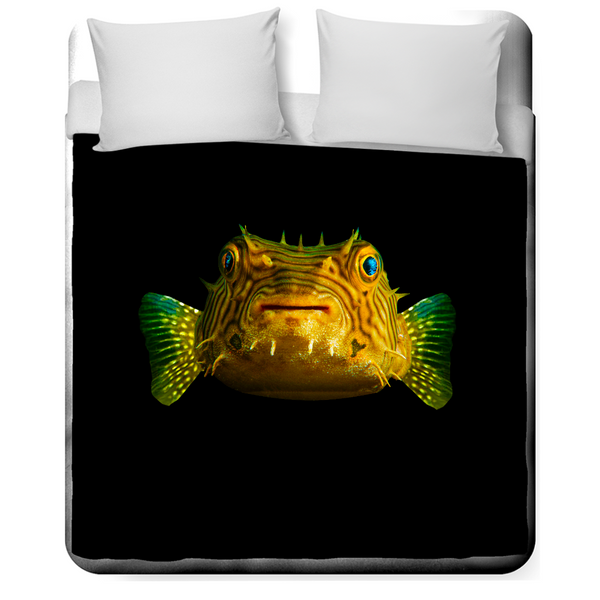 Porcupine Pufferfish Duvet Covers