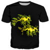 Leafy Sea Dragon Couple Men's T-shirts
