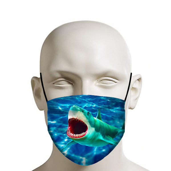 Scary Water Face Mask