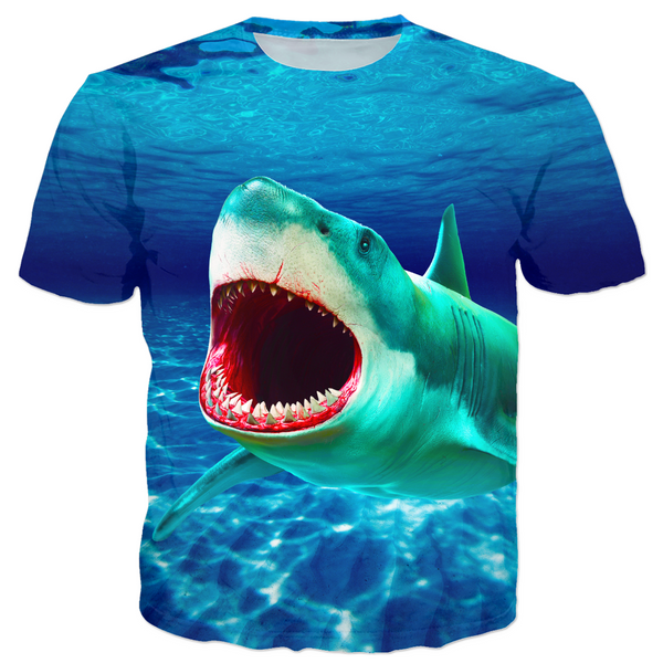 Scary Water Kid's T-Shirt