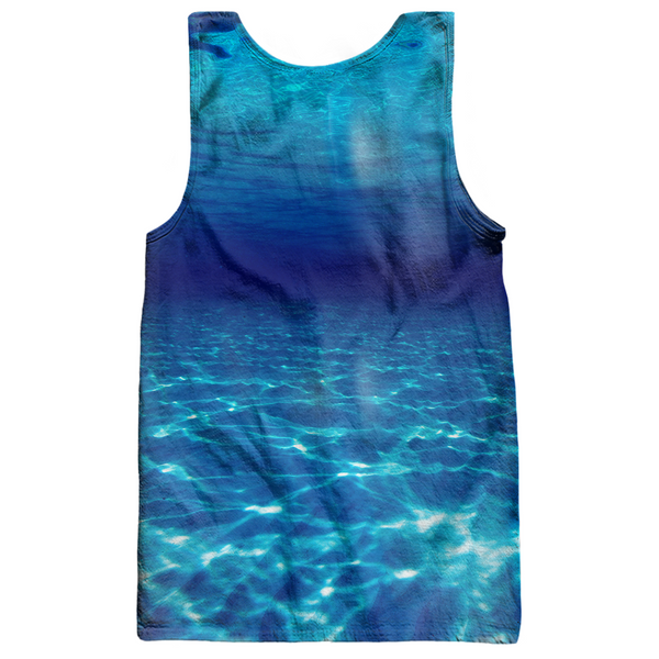 Scary Water Men's Tank Top