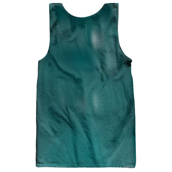 Beluga Whale Men's Tank Top