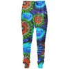 Multi Colored Zoanthid Garden Joggers