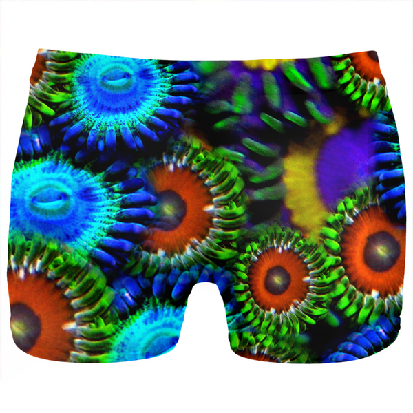 Multi Colored Zoanthid Garden Underwear