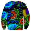 Multi Colored Zoanthid Garden Kid's Sweatshirt