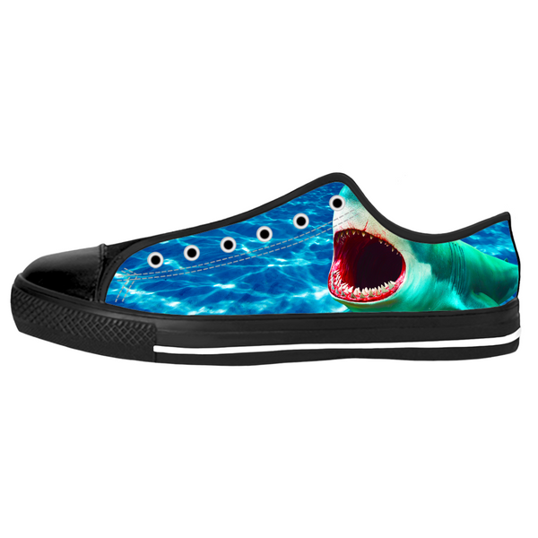 Scary Waters Low Top Sneakers