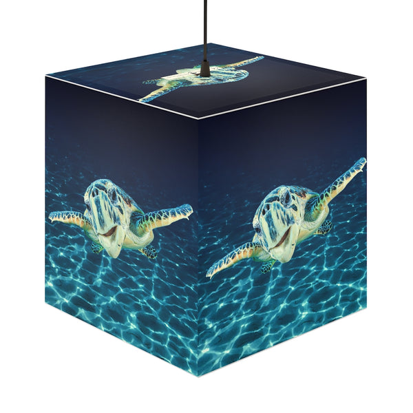 Cool Dude Turtle Personalized Lamp