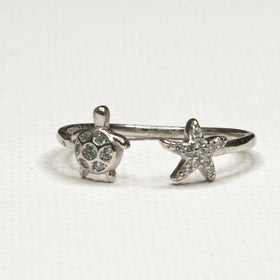 Silver Reef Keepers Ring