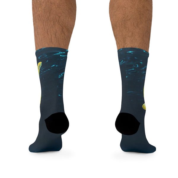 Jumpy Turtle Socks