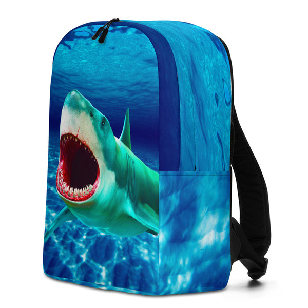 Scary Waters Minimalist Backpack