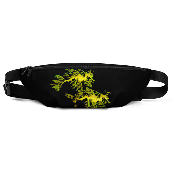Leafy Sea Couple Dragon  Fanny Pack