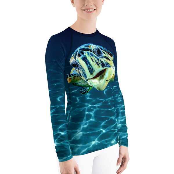 Cool Dude Women's Rash Guard
