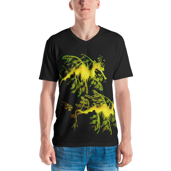 Leafy SeaDragon Couple Men's T-shirt