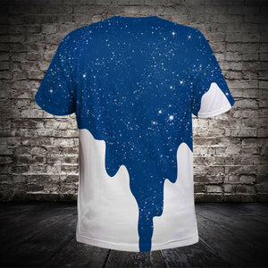 NFL Indianapolis Colts Digital Print T-shirt