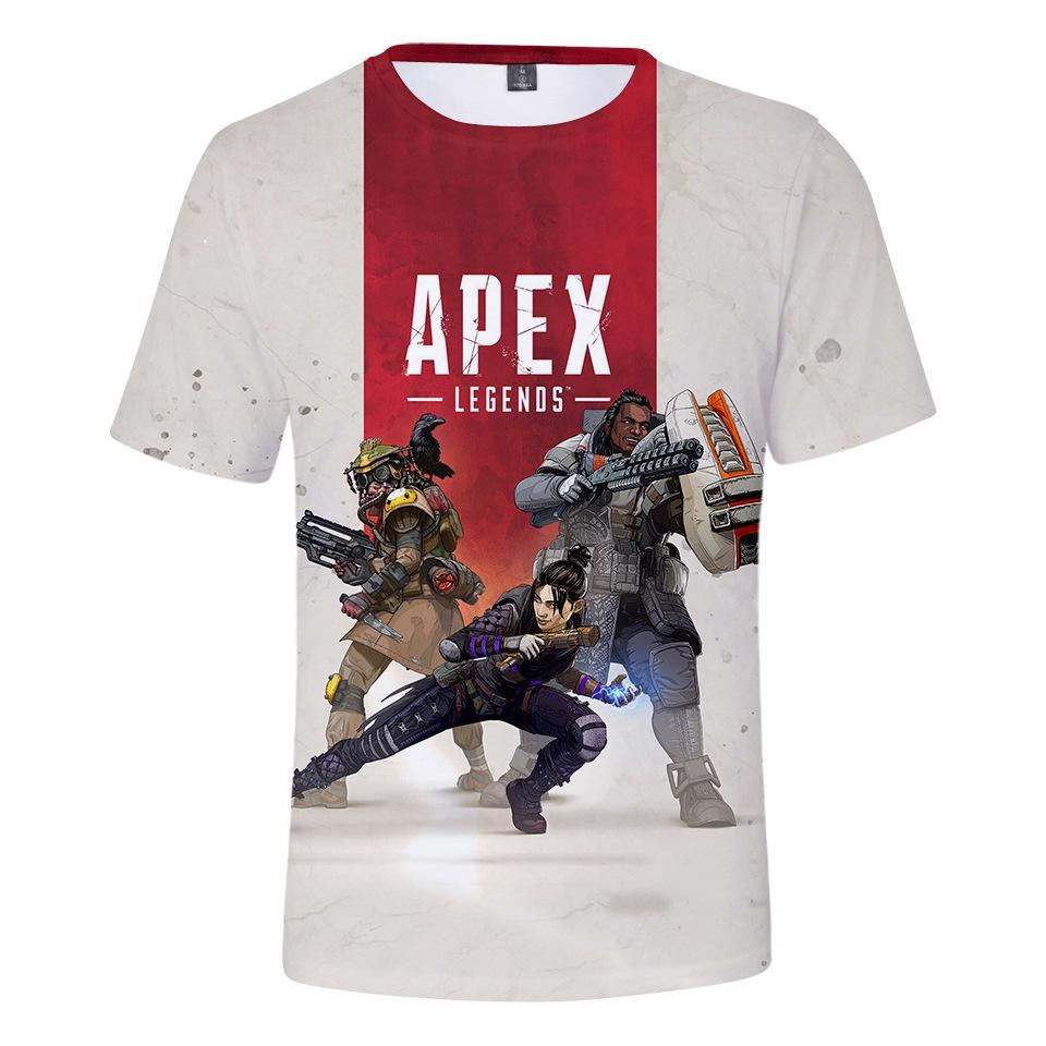 Apex Legends Stylish Print T-shirt for Kids and Adults