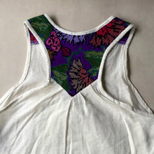 Load image into Gallery viewer, V-Neck Embroidered Tank Top