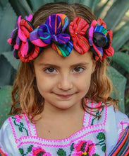 Load image into Gallery viewer, Rebozo Flowers Headband