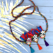 Load image into Gallery viewer, Fridas Convertible Necklace/Bracelet