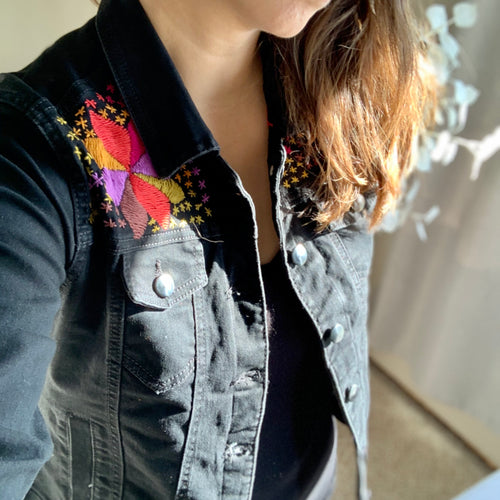 Milpa Denim Jacket