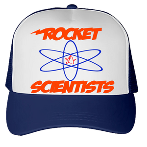 The Rocket Scientist Foam Trucker