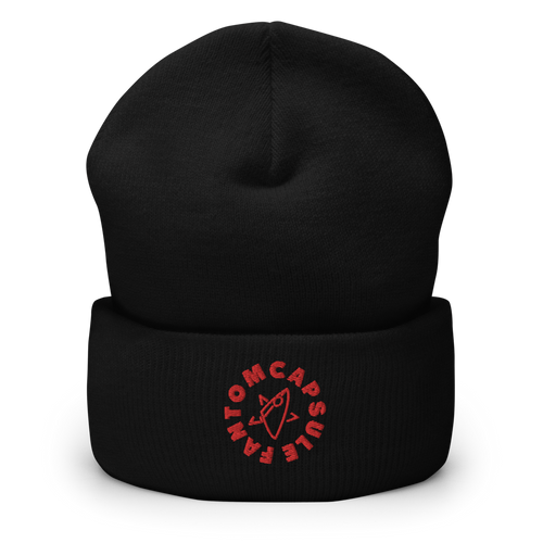 The Cadet Corps Cuffed Beanie (Bred)