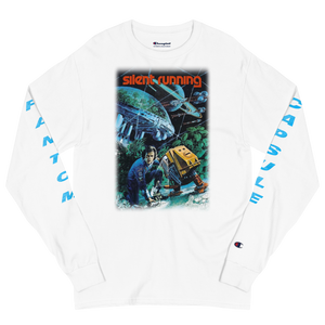 The Silent Running Long Sleeve Tee Shirt