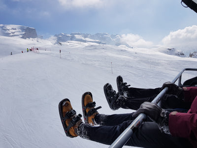 Snowfeet – The revolution among winter sports!