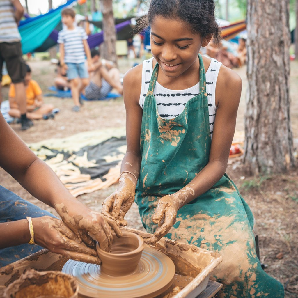 Pottery Summer Camp 2018